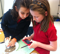 Science and technology in the classroom photo