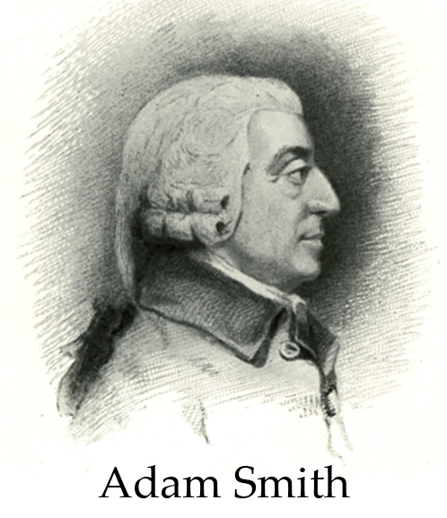 picture of Adam Smith