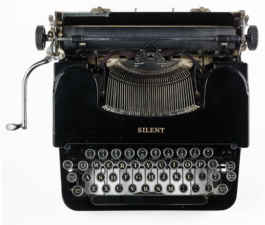 Carl Sandburg's Typewriter