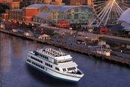Mystic Blue Ship & Navy Pier