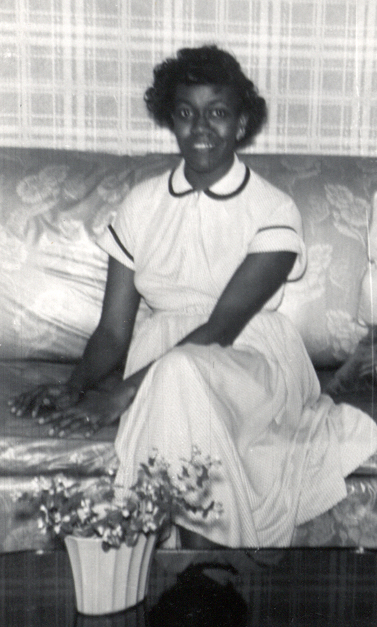 Gwendolyn Brooks September 1954