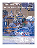 2014-2015 Directory for Referring Veterinarians