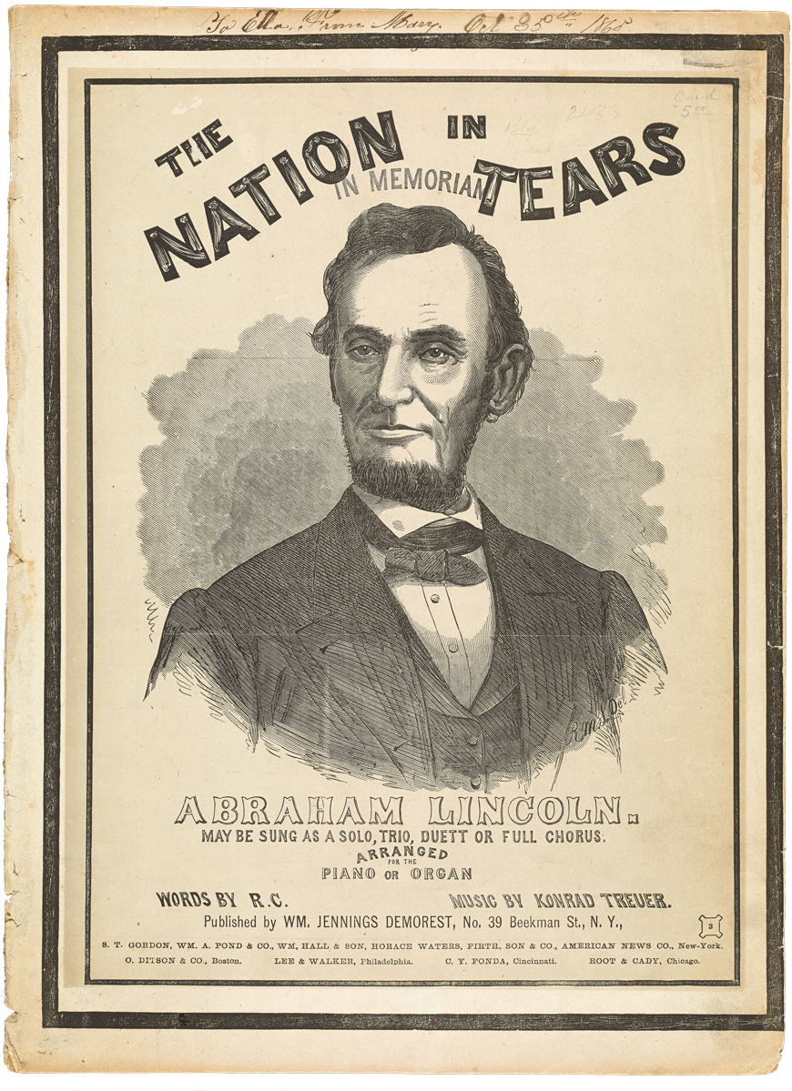 A Nation in Tears Music