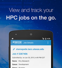 XSEDE User Portal Launches Mobile Apps for Android, Apple iOS