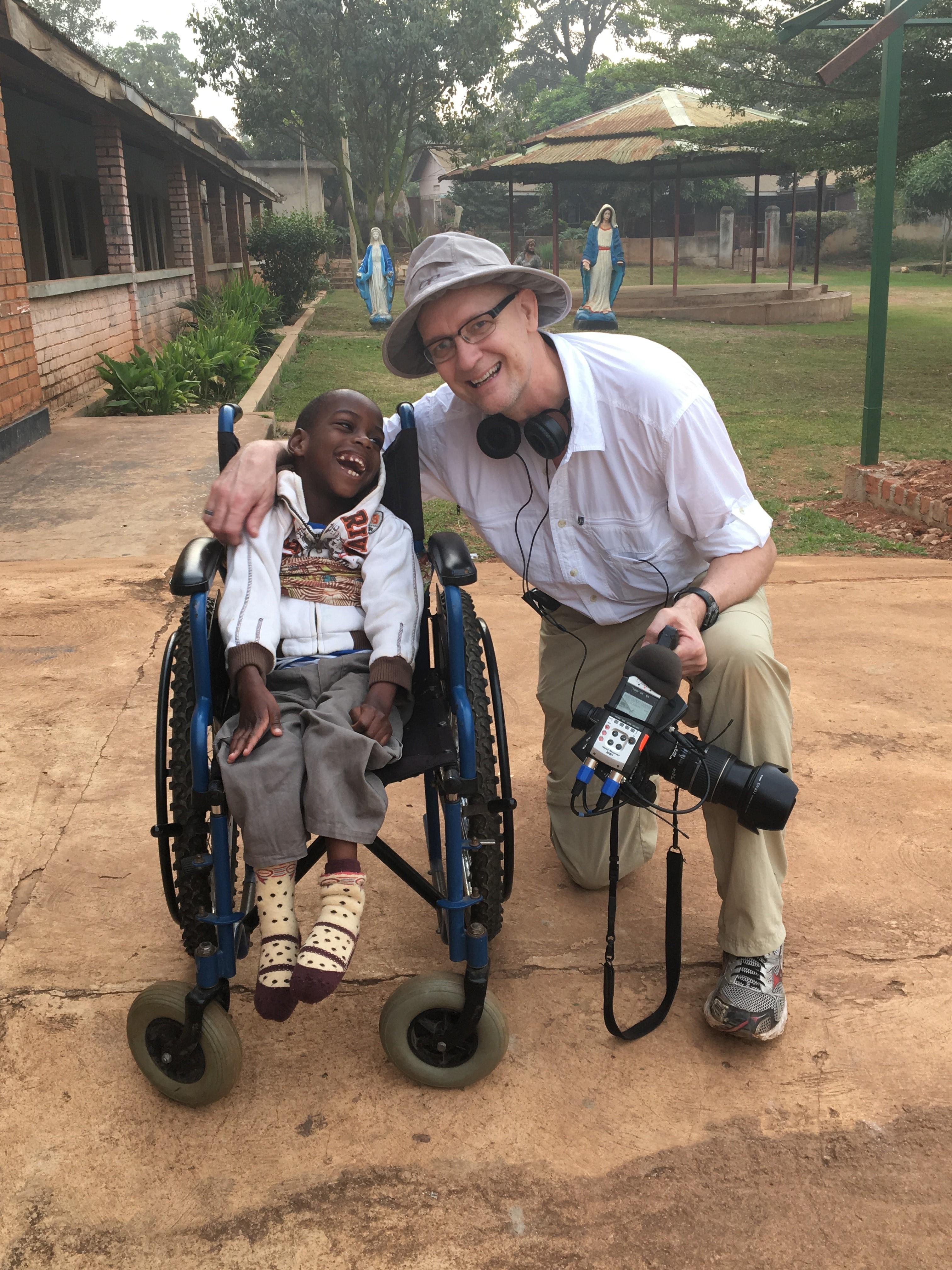 Ledford in Urganda