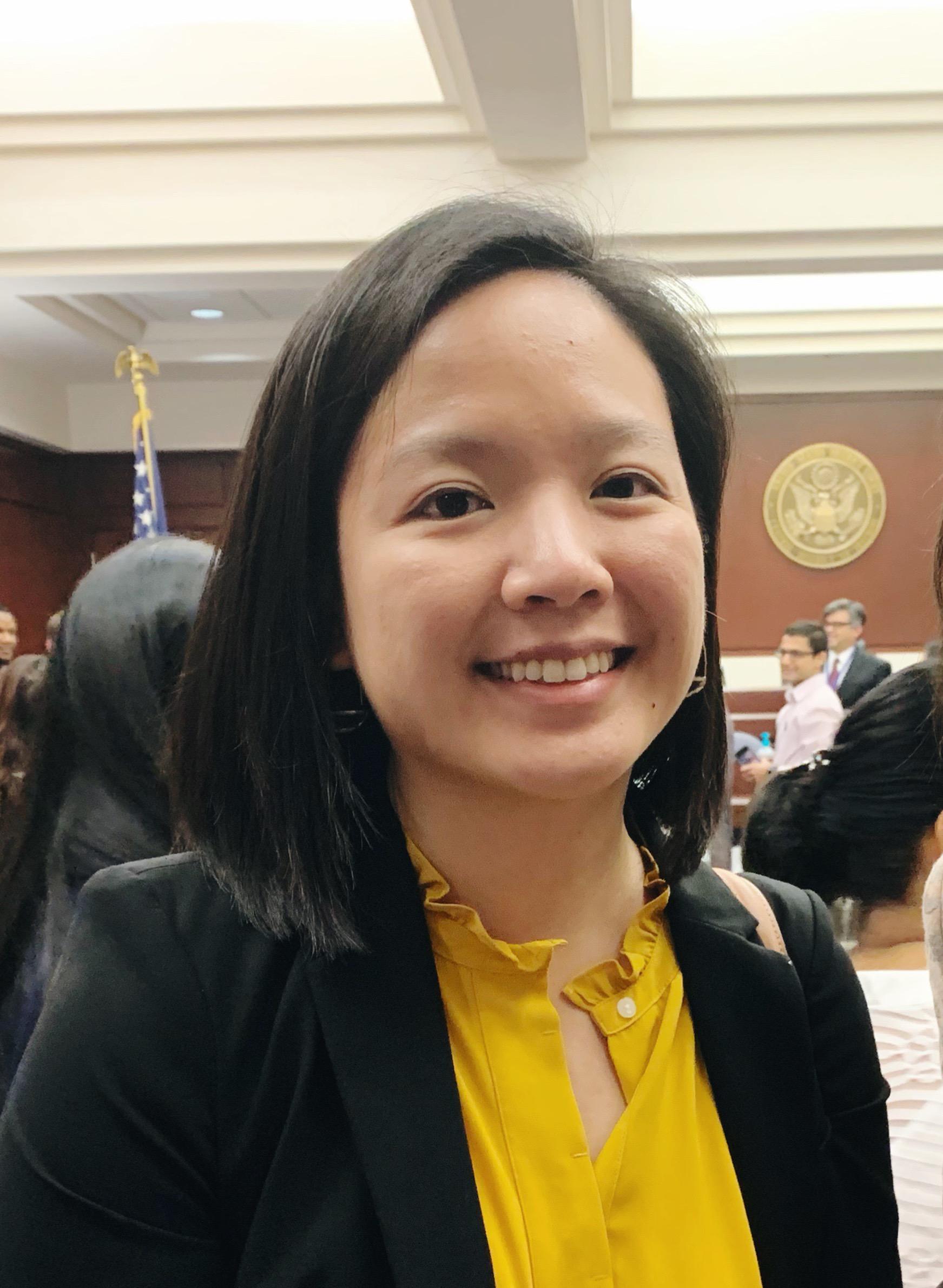 Gloria Yen