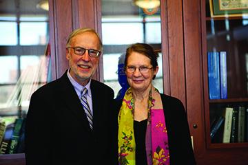 Dan and Nancy Balz