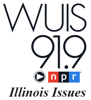 WUIS / Illinois Issues logo